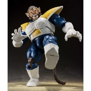 SH FIGUARTS OOZARU VEGETA GREAT APE DRAGON BALL BANDAI 4