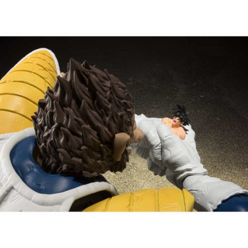 SH FIGUARTS OOZARU VEGETA GREAT APE DRAGON BALL BANDAI 9