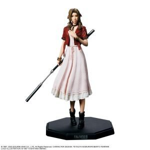 AERITH GAINSBOROUGH FINAL FANTASY REMAKE VII SQUARE ENIX
