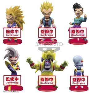DRAGONBALL GT WCF VOL.3 WORLD COLLECTABLE FIGURE