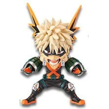 KATSUKI BAKUGO WCF MOVIE MY HERO ACADEMIA BANPRESTO