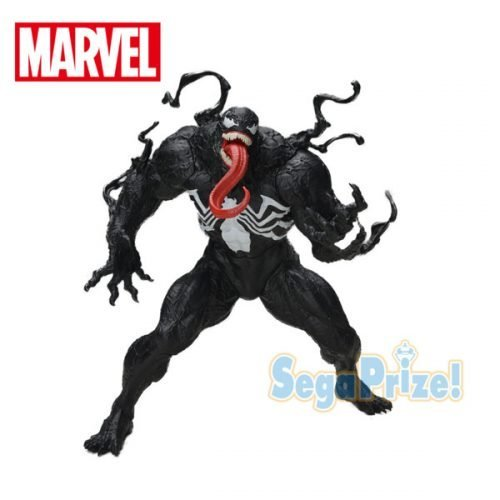 VENOM SEGA SPM MARVEL COMICS 80th ANNIVERSARY