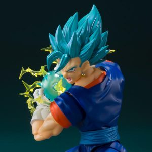 SH FIGUARTS VEGITO SSJ BLUE DRAGON BALL SUPER BANDAI2