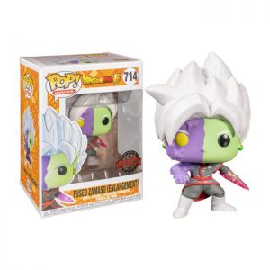 POP FUSED ZAMASU 714 DRAGON BALL Z FUNKO VINYL