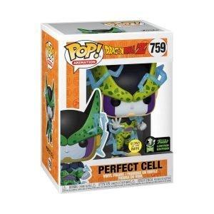 POP PERFECT CELL DRAGON BALL Z FUNKO 759