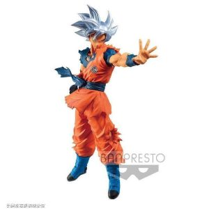 FIGURINE GOKU ULTRA INSTINCT DRAGON BALL HEROES