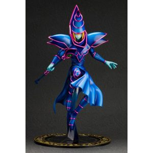 FIGURINE DARK MAGICIAN YU-GI-OH DUEL MONSTERS ARTFX