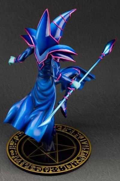 FIGURINE DARK MAGICIAN YU-GI-OH DUEL MONSTERS ARTFX2