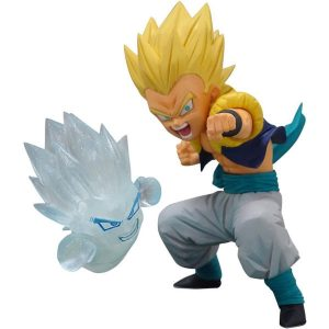 FIGURINE GOTENKS GX MATERIA DRAGON BALL Z BANPRESTO