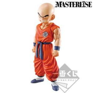 FIGURINE ICHIBAN KUJI KRILIN STRONG CHAINS DRAGON BALL Z