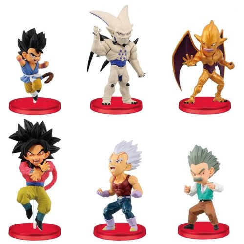 WCF DRAGONBALL GT VOL.4 WORLD COLLECTABLE FIGURE