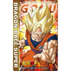 CARTE GOKU DRAGON BALL SUPER I CASH 2.0 CARD