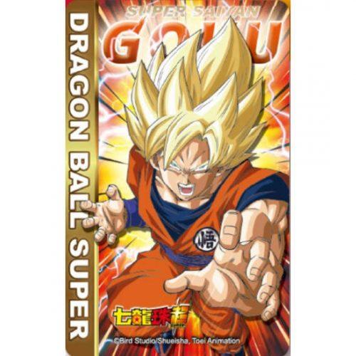 CARTE GOKU DRAGON BALL SUPER I CASH 2.0 CARD
