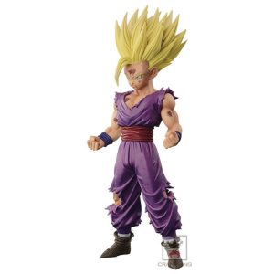 FIGURINE GOHAN MASTER STARS PIECE SSJ DRAGON BALL Z BANPRESTO