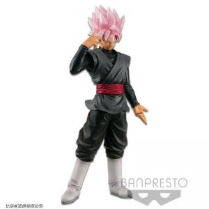 FIGURINE GOKU BLACK GRANDISTA ROSE DRAGON BALL SUPER