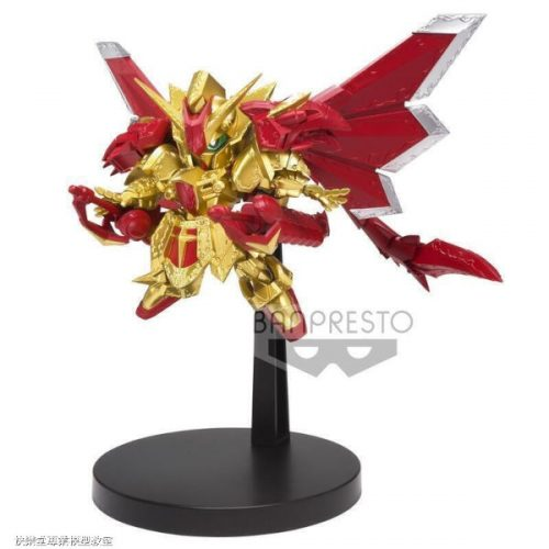 FIGURINE GUNDAM SUPERIOR DRAGON SD BANPRESTO