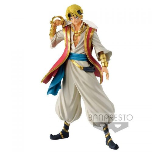 FIGURINE SABO ARABIAN NIGHTS TREASURE CRUISE BANPRESTO
