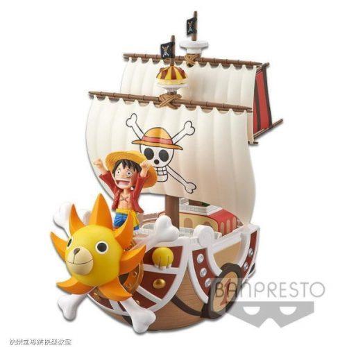 FIGURINE THOUSAND SUNNY SHIP ONE PIECE MEGA WCF SPECIAL