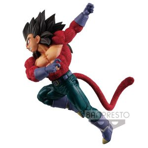 FIGURINE VEGETA SSJ4 DRAGON BALL GT BANPRESTO