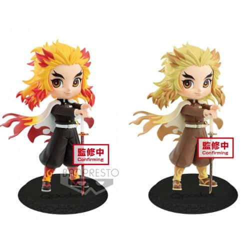 FIGURINES Q POSKET RENGOKU KYOJURO DEMON SLAYER