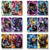 CLEAR FILE ICHIBAN KUJI RISING FIGHTERS SET OF 12 BANDAI