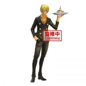 FIGURINE SANJI GRANDISTA NERO ONE PIECE BANPRESTO