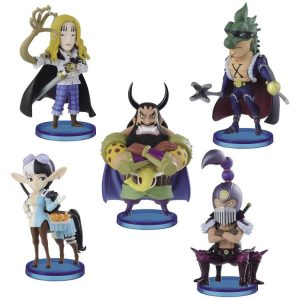FIGURINES WCF PIRATES BEAST VOL.2 ONE PIECE BANPRESTO WORLD COLLECTABLE FIGURE