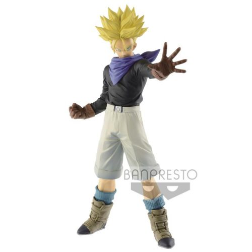FIGURINE TRUNKS SSJ ULTIMATE SOLDIERS DRAGON BALL GT BANPRESTO BANDAI