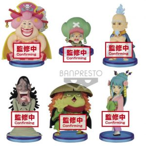 FIGURINES WCF WANOKUNI VOL.7 ONE PIECE BANPRESTO BANDAI WORLD COLLECTABLE FIGURE
