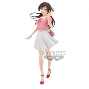 FIGURINE CHIZURU MIZUHARA RENT A GIRLFRIEND BANPRESTO BANDAI