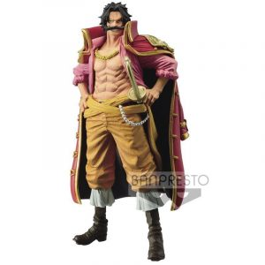 FIGURINE GOL.D ROGER KING OF ARTIST ONE PIECE BANPRESTO BANDAI