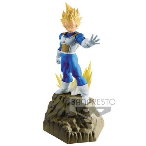FIGURINE VEGETA ABSOLUTE PERFECTION ​DRAGON BALL Z BANPRESTO BANDAI