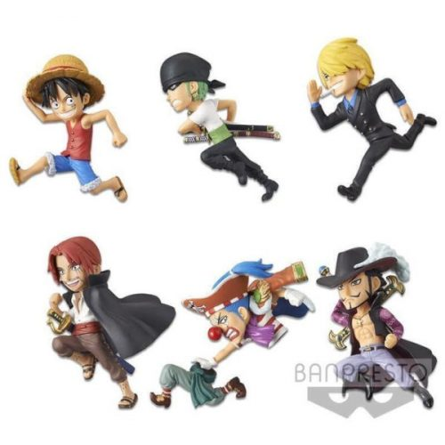 HISTORY RELAY VOL.1 WCF ONE PIECE 20TH BANPRESTO BANDAI FIGURINES WORLD COLLECTABLE FIGURE