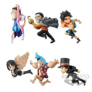 HISTORY RELAY VOL.2 WCF ONE PIECE 20TH BANPRESTO BANDAI FIGURINES WORLD COLLECTABLE FIGURE