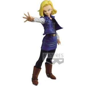 FIGURINE ANDROID 18 MATCHMAKERS DRAGON BALL Z BANPRESTO BANDAI