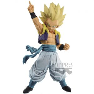 FIGURINE GOTENKS SSJ LEGENDS COLLAB DRAGON BALL Z BANPRESTO BANDAI