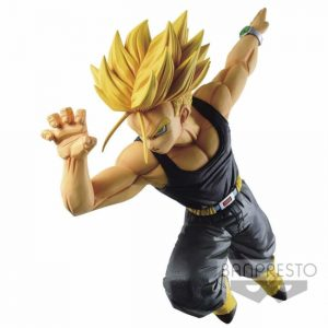 FIGURINE TRUNKS SSJ MATCHMAKERS DRAGON BALL Z BANPRESTO BANDAI