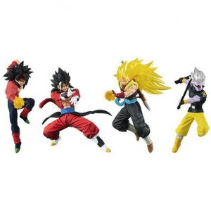 FIGURINES GASHAPON VS 13 BATTLE FIGURE SERIES SUPER DRAGON BALL HEROES BANDAI