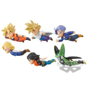 FIGURINES WCF HISTORICAL CHARACTERS VOL.2 DRAGON BALL Z WORLD COLLECTABLE FIGURE BANPRESTO BANDAI