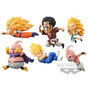 FIGURINES WCF VOL.3 HISTORICAL CHARACTERS DRAGON BALL Z WORLD COLLECTABLE FIGURE BANPRESTO BANDAI