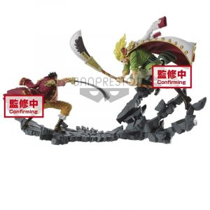 FIGURINE MANHOOD GOL.D ROGER ONE PIECE BANPRESTO BANDAI