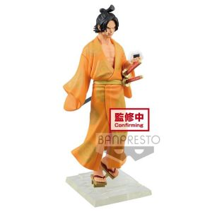 FIGURINE ACE MAGAZINE FIGURE ONE PIECE A PIECE OF DREAM BANPRESTO BANDAI