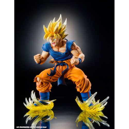 FIGURINE GOKU SSJ MEDICOS FIGURE ART COLLECTION DRAGON BALL KAI