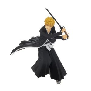 FIGURINE ICHIGO KUROSAKI BLEACH SOUL ENTERED BANPRESTO BANDAI