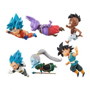 FIGURINES WCF VOL.2 HISTORICAL CHARACTERS DRAGON BALL SUPER WORLD COLLECTABLE FIGURE BANPRESTO BANDAI
