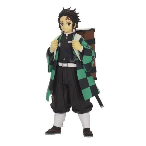 FIGURINE KAMADO TANJIRO DEMON SLAYER BANPRESTO BANDAI KIMETSU NO YAIBA