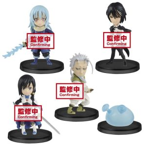FIGURINES WCF VOL.3 THAT TIME I GOT REINCARNATED AS A SLIME BANPRESTO BANDAI WORLD COLLECTABLE FIGURE
