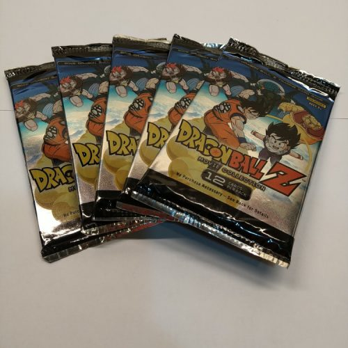 PANINI TRADING CARDS BOOSTER DRAGON BALL 2015 MOVIE COLLECTION TRADING CARD GAME