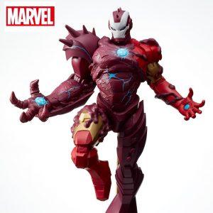 FIGURINE IRON MAN MAXIMUM VENOM SEGA SPM MARVEL SPIDER MAN SUPER PREMIUM FIGURE