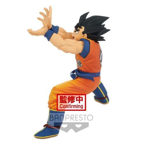 FIGURINE ZENKAI SOLID GOKU DRAGON BALL SUPER BANPRESTO BANDAI
